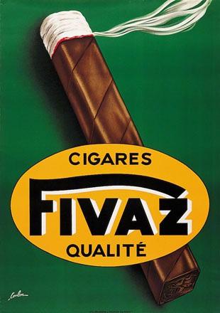 de Coulon Eric - Cigares Fivaz