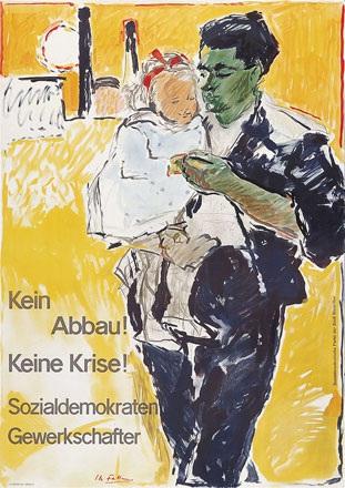 Falk Hans - Sozialdemokraten Gewerkschafter