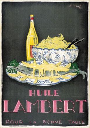 Loupot Charles - Huile Lambert