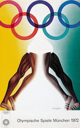 Jones Allen - Olympische Spiele München