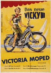Scharrer H.W. - Victoria Moped