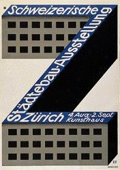 Stoecklin Niklaus - Schweizerische Städtebau-Ausstellung Zürich