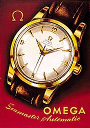 Wicky Georges - Omega Seamaster Automatic