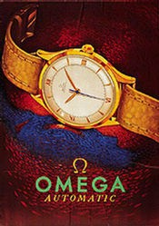 Wicky Georges - Omega Automatic