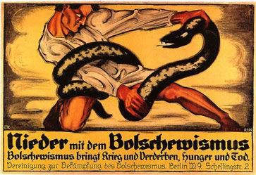Monogramm O.K. - Bolschewismus