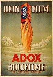 Monogramm H.A. - Adox