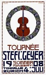 Bollschweiler Jakob - Tournee Steffi Geyer