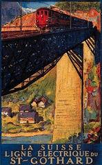 Buzzi Daniele - Ligne du St-Gothard