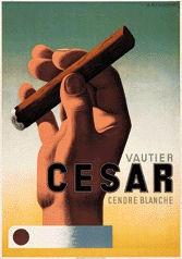 Cassandre A.M. - Cesar