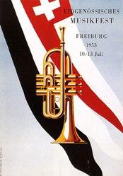 Eidenbenz Atelier - Eidgenössisches Musikfest