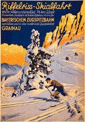 Henel Edwin - Riffelriss-Skiabfahrt