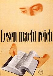 Lohse Richard Paul - Lesen macht reich