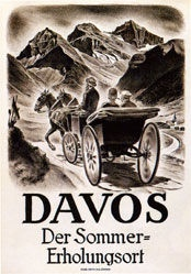 Moos Carl - Davos Erholungsort