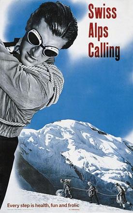Aeschbach Hans - Swiss Alps Calling
