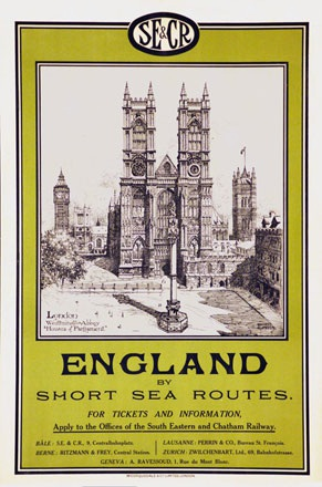Coppin Ernest - England