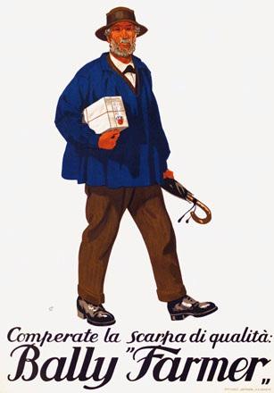 Courvoisier Jules - Bally Farmer
