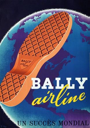 Muyr Theo - Bally airline