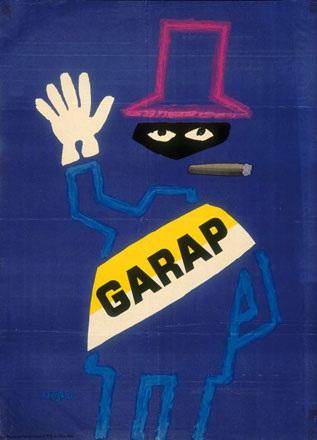 Savignac Raymond - Garap
