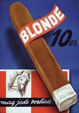 Anonym - Blonde