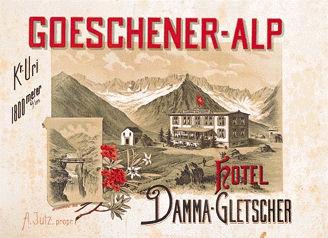 Anonym - Hotel Damma-Gletscher