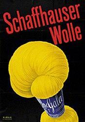 Aeschbach Hans - Schaffhauser Wolle