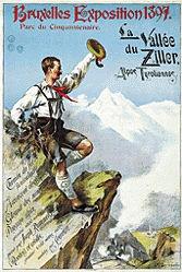 Berner Otto - La Vallée du Ziller