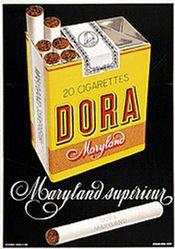 Briel Atelier - Cigarettes Dora