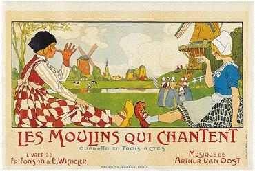 Cassiers Henri - Les Moulins