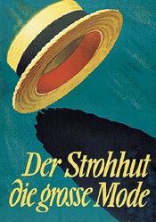 Dalang Max - Strohhut