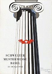 Eidenbenz Atelier - Mustermesse Basel
