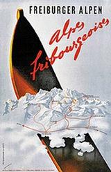 Peikert Martin - Alpes fribourgoises