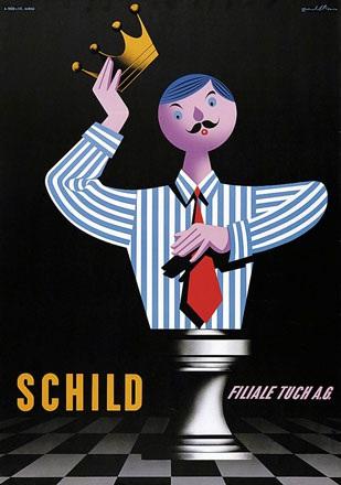 Brun Donald - Schild SA