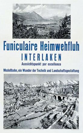 Anonym - Heimwehfluh Bahn