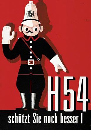 Anonym - H 54