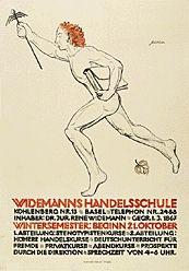 Stöcklin Robert - Widemann's Handelsschule