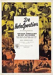 Anonym - De Hotelportier