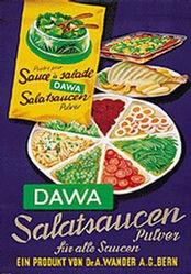 Anonym - Dawa Salatsaucen