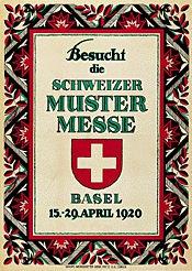 Anonym - Mustermesse Basel