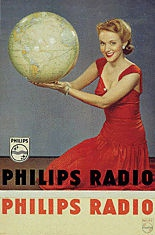 Anonym - Philips Radio