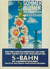Anonym - Sommerblumen