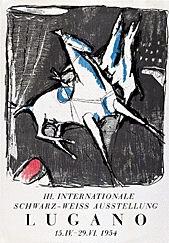 Carigiet Alois - Schwarz-Weiss Ausstellung