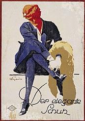 Engelhard Julius U. - Der elegante Schuh