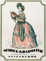 Ernst Otto - Seiden Kradolfer