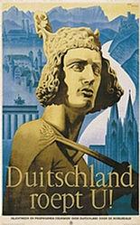 Eschle Max - Duitschland roept U