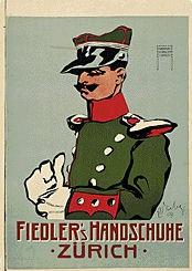 Huber El. - Fiedler's Handschuhe