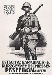 Hugentobler Iwan Edwin - Ostschw. Karabiner- &