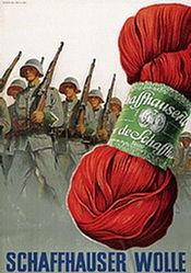 Hugentobler Iwan E. - Schaffhauser Wolle