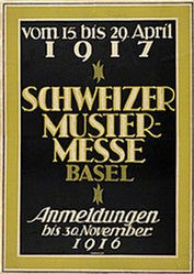 Kammüller Paul - Mustermesse Basel