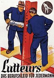 Koller Louis - Lutteurs