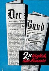 Meyer Max - Der Bund